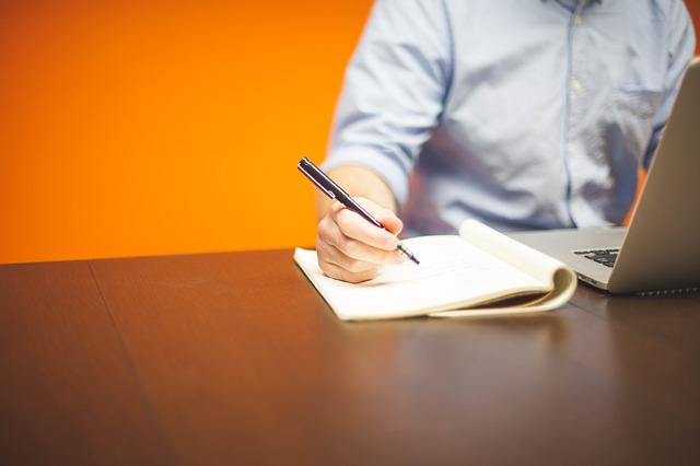 מתכון לכתיבת מכתב התפייסות